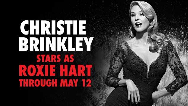 Christie Brinkley as Roxie